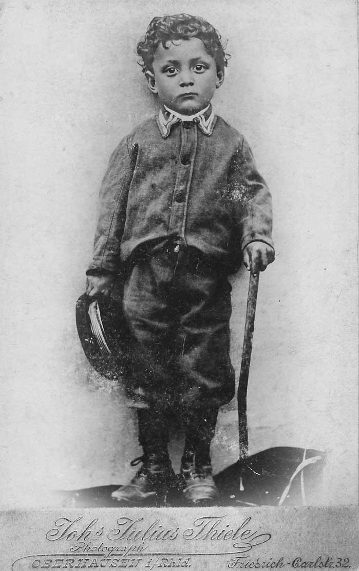 Antonio, Solagna, 1910